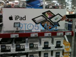 iPads showing up at Sam's Club starting at $488