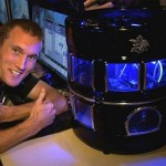 Beer Keg PC Case Mod