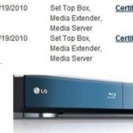 LG BD690: The first Blu-ray player certified for Wi-Fi Direct