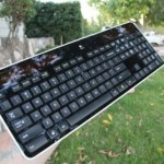 Logitech unveils wireless solar keyboard K750