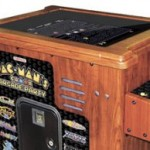 Pac Man Arcade Cocktail Table