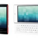 Sharp Galapagos 003SH and 005SH glasses-free 3D phones