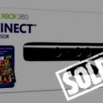 Kinect selling out across the country