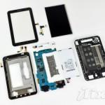 Samsung Galaxy Tab gets torn down
