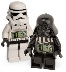 Lego Star Wars Alarm Clocks from ThinkGeek