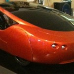 Urbee Hybrid is the World's First 3-D Printed Car