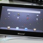 Woow Digital The One tablet to ship with Tegra 2, Gingerbread