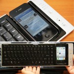 Omnio WOWKeys Keyboard uses your iPhone as a Trackpad