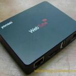 Yonsei WebTube HD Box stops by the FCC
