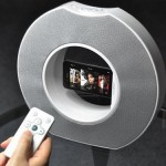 Yubz Rotating Speaker Dock for iPhone or iPod Touch