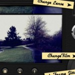 iPhone 8mm Vintage Camera App ages your movies