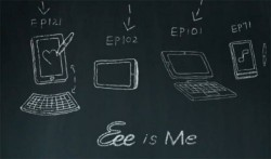 ASUS teases EP71, EP101, EP102 tablets