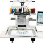Brother Entrepreneur Pro PR-1000 Sewing Machine with built-in camera and scanner
