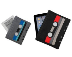 Retro Cassette Tape Case for Kindle and iPad