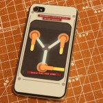 Flux Capacitor iPhone 4 Decal