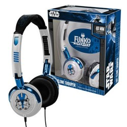 Funko 501 Clone Trooper Fold-Up Headphones