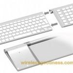LMP Bluetooth Keypad for Apple Wireless Keyboard