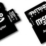 Patriot Memory 16GB and 32GB LX Class 10 microSDHC Cards