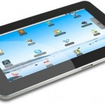 Point of View Mobii Android Tablet shipped in Europe