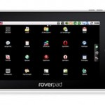 RoverPad 7 Inch Android Tablet