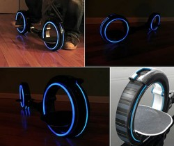 TRON inspired Skatecycle