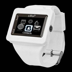 The Swap Rebel is a USB Phone Watch, GPS and Touch Screen Display
