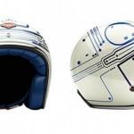 Tron Motorcycle Helmet