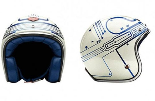 Tron Motorcycle Helmet SlipperyBrickcom - Motorcycle helmet decal