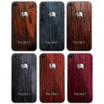 Hand-Crafted Wooden iPhone Skins from Trunket