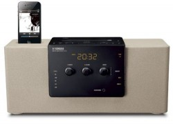 Yamaha TSX-140 iPod Speaker Dock wakes you gradually