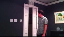 DIY Star Trek sliding doors