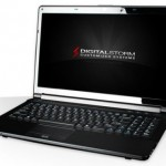 Digital Storm xm15 notebook offered in Core i5, i7 variants