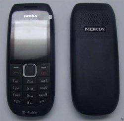 T-Mobile bound Nokia 1616 hits the FCC