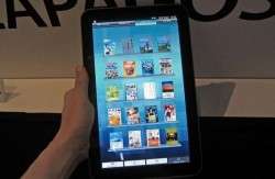 Sharp Galapagos Android tablets coming to the US