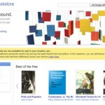 Google eBookstore is official