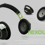 Hexound headset can be turned into speakers