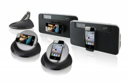 iLive launches rotating app enhanced iPhone and iPad docks