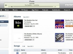 iTunes' 90 second song previews go live
