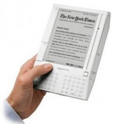 Amazon has sold millions of new Kindles this quarter