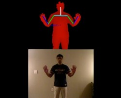 Microsoft Kinect used to teach sign language