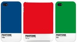Pantone iPhone and iPad cases