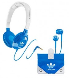 Sennheiser HD220 and CX310 by Adidas Originals