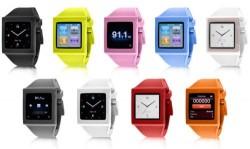 HEX ships iPod nano watch band