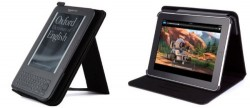 Speck DustJacket cases for iPad and Kindle 3