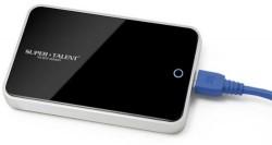 Super Talent 500GB USB 3.0 Storage Pod