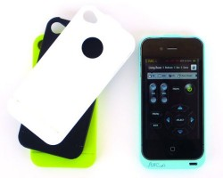 Surc case converts your iPhone into a universal learning remote