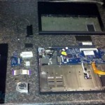 Google Chrome Cr-48 Laptop gets torn apart