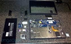 Google Crome Cr-48 Laptop gets torn apart