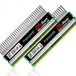 Transcend 8GB aXeRam Dual-channel DDR3 Memory Kit