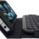 TypeTop iPhone 4 Keyboard Case in Leather